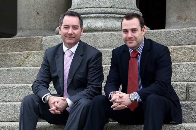 Victor Clarke and William Clarke | Clarke Jeffers solicitors in Dublin and Carlow