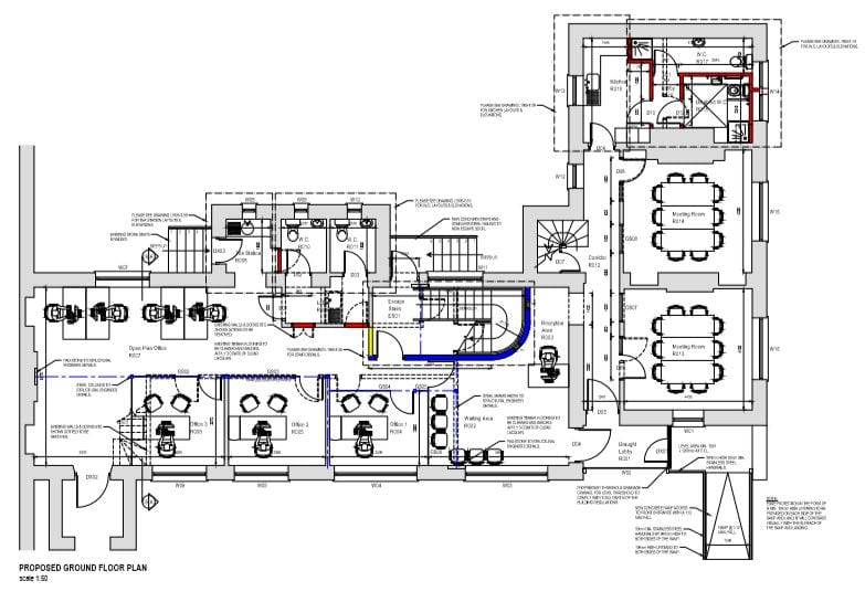 Taney building plan 2